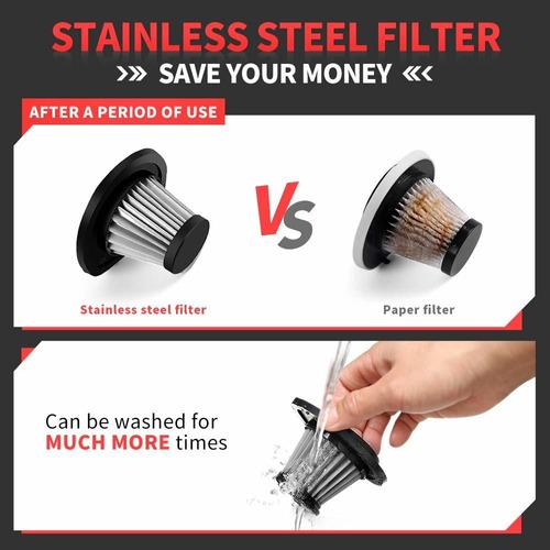 Car Vacuum Cleaner High Power Vacuum For Car Best Ca Mercado Libre