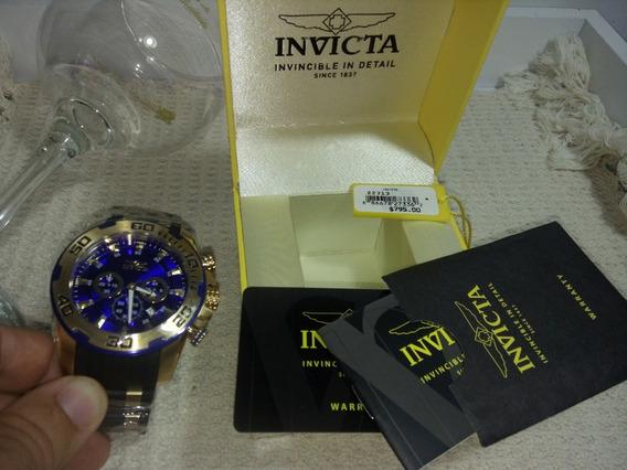 Só Nesta Semana!!! Relogio Invicta Pro Diver 17882 Original