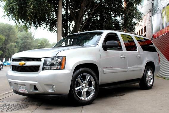 Chevrolet Suburban Blindada 2012