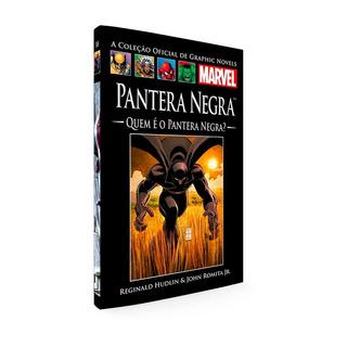 Hq Pantera Negra Quem É O Pantera Negra? Marvel Capa Dura