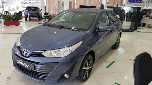 Toyota Yaris 1.5 Xs Connect Cvt (flex)