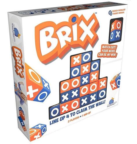 Juego De Lógica: Brix