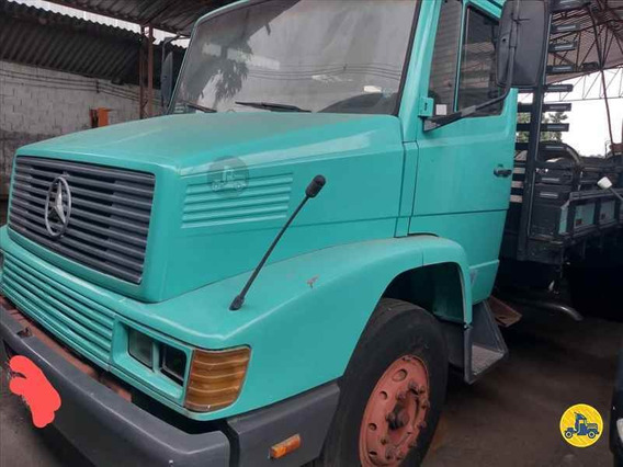 Mb 1214 Truck, 1994, Carroceria Madeira 8m!