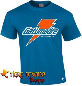 Playera Parodia Gatorade Gatumadre By Tigre Texano Designs