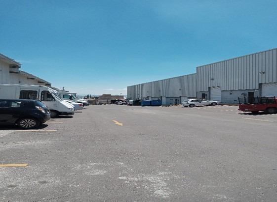 Bodega Industrial En Renta, Pedrito Peñuelas