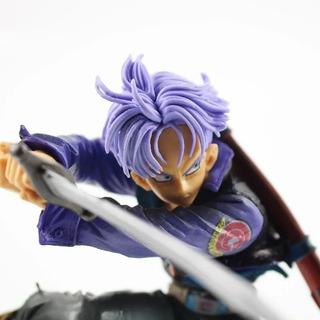Dragon Ball Z Trunks Del Futuro - Importado - Tremendo!!