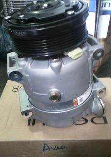 Oferta Compresor Aire Acondicionado Chevrolet Aveo Original