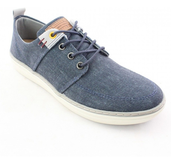 Sapatenis West Cost 118614-7 Masculino Jeans - Original