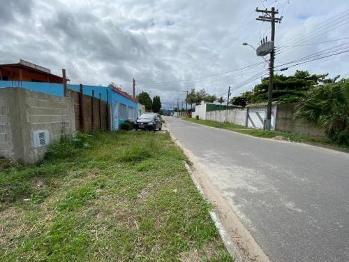 Imagem 1 de 8 de Terreno  Bairro Estância Antonio Novaes, Em Peruíbe 7409-jc