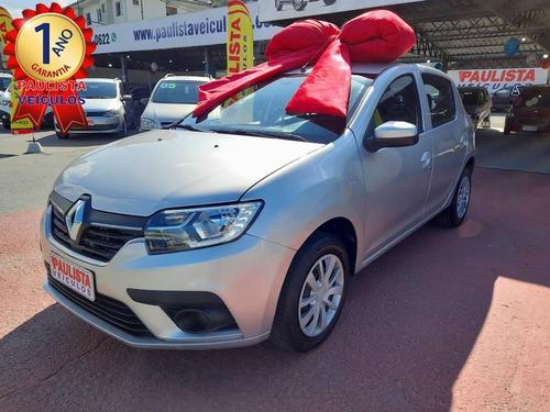 Imagem 1 de 7 de Renault Sandero 1.0 12v Zen