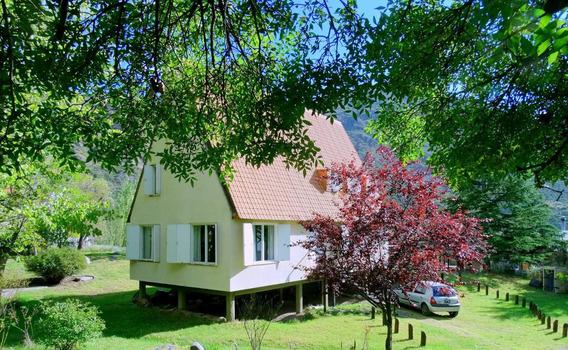 Casa En Alquiler Potrerillos Mendoza Alojamiento Para 8