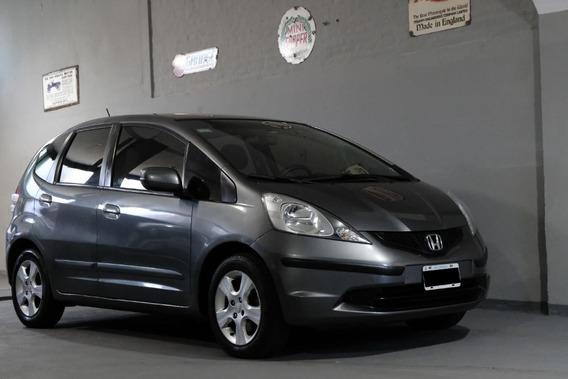 Honda Fit Lxl At Automatico Excelente