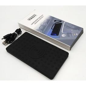 Carregador Indução Wireless S Fio Tapete Original Volkswagen