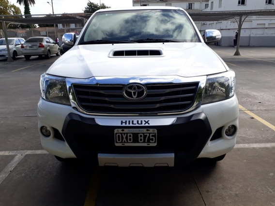 Toyota Hilux 3.0 Cd Srv Cuero Limited 171 Cv 4x4 5at 2015