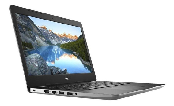 Notebook Dell Insp I14-3481-u10s 7ª I3 4gb Ssd 128 14 W10h