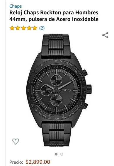 Reloj Chaps Rockton