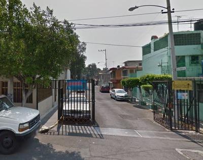 Casa A Remate En A. Leal, Ctm Atzacoalco, Gam, Cdmx