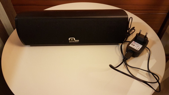 Caixa De Som Bluetooth Multilaser