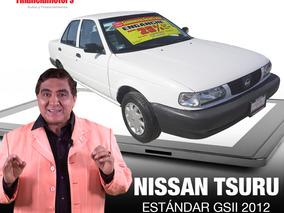 Nissan Tsuru Gs 1.8l Estándar