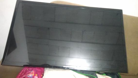 Tv Samsung Un32j4000ag Display Quebrado. Retirada De Peças