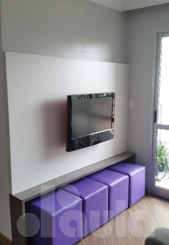 Imagem 1 de 14 de Apartamento Em Santo André Principe De Gales Com 56 Metros - 1033-2090