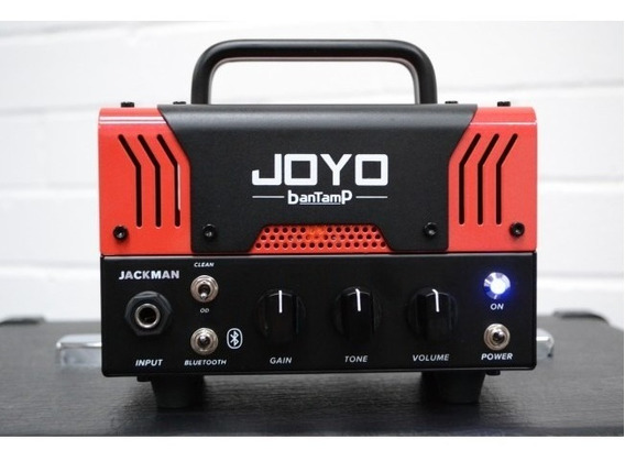 Joyo Mini Cabezal Guit Jackman Bantamp Valvular Musicapilar