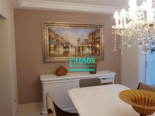 Imagem 1 de 16 de Apartamento Com 4 Dormitórios À Venda, 250 M² Por R$ 1.680.000,00 - Santana - São Paulo/sp - Ap0045