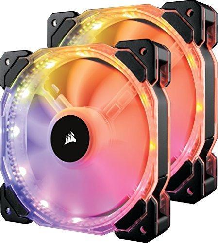Ventilador Corsair Hd Series Hd140 Dual Fans With Controller