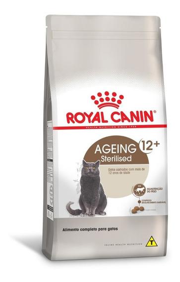 Ração Royal Canin Sterilised Acima 12 Anos 1,5kg