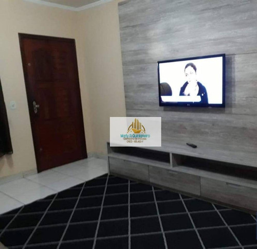 Imagem 1 de 9 de Sobrado Com 2 Dormitórios À Venda, 87 M² Por R$ 360.000,00 - Jardim Bela Vista - Guarulhos/sp - So0065