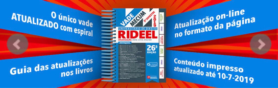 Vade Mecum Universitário De Direito - 26ª Edição - 2º Semest
