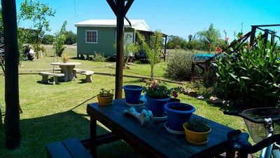 Casa De Campo,alojamiento, Cabaña, Alquiler Colon Entre Rios