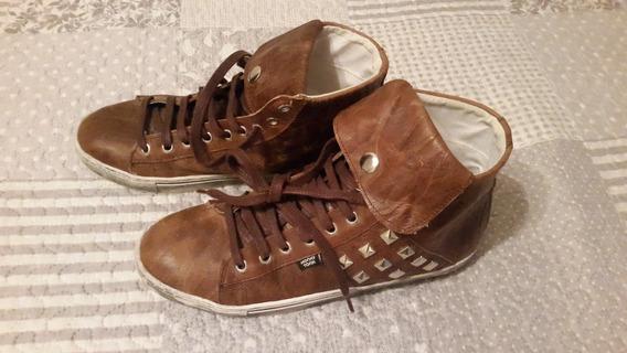 Zapatillas Talle 40 (honky Tonk)
