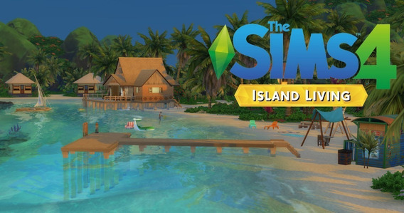 The Sims 4 - Island Living Dlc Pc Origin Key Original