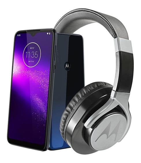 Celular Motorola Moto One Macro 64gb 4gb + Regalo Audifonos