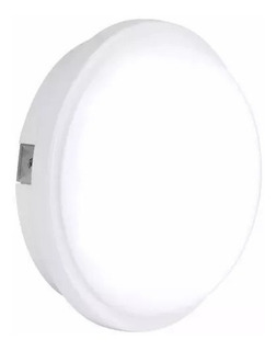 Tortuga Aplique Estanco Led Exterior Neutra Ip65 20w Lumenac
