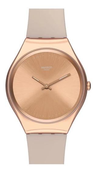 Reloj Swatch Skin Skinrosee Syxg101