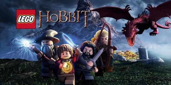 Jogo Lego The Hobbit Pc Original Steam Key Portugues Br