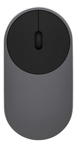 Xiaomi Mi Bt 4.0 / 2.4ghz Mouse Óptico Portátil Sem Fio Para
