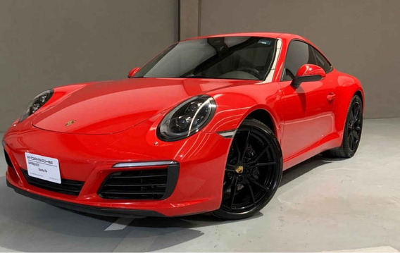 Porsche 911 2018 2p Carrera Coupe H6/3.0/t Pdk