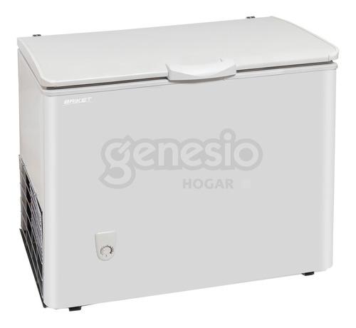 Freezer Horizontal Briket Fr 2500 Bl Hca1 224 Lts Blanco