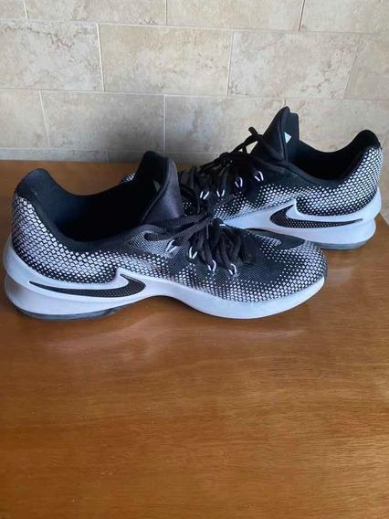 Zapatillas Nike Airmax Infuriate - Muy Poco Uso