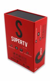 Case Super Tv Android Red Pronta Entrega Envio Imediato