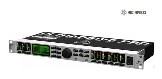 Crossover Digital Behringer Dcx 2496 Ultradrive Pro Bivolt