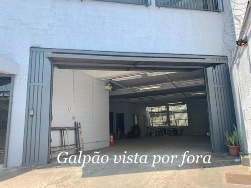 Prédio À Venda, 500 M² Por R$ 1.500.000,00 - Limão (zona Norte) - São Paulo/sp - Pr0161