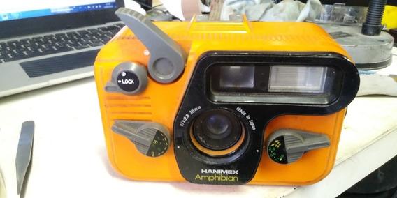 Camera Hanimax Amphibian Made In Japan Leia O Anuncio