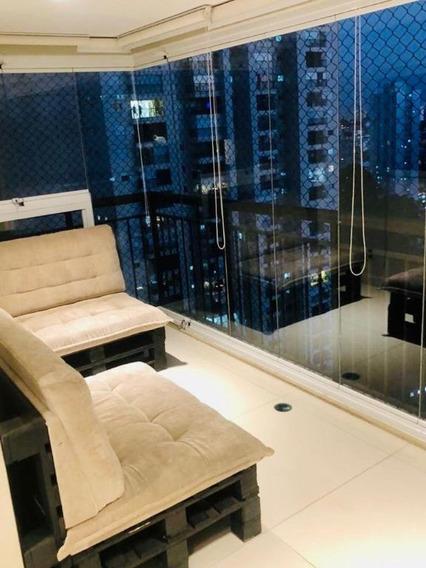 Apartamento Com 2 Dormitórios À Venda, 65 M² Por R$ 447.000,00 - Jardim Flor Da Montanha - Guarulhos/sp - Ap0581