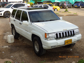Jeep Grand Cherokee Laredo 1996 Edicion Especial Americana