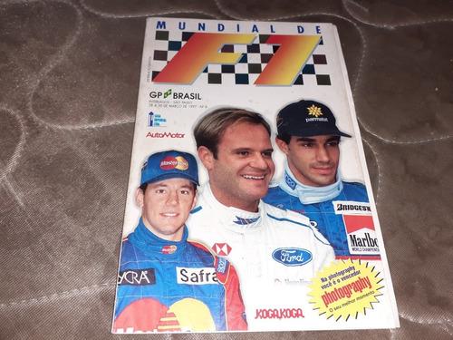 F1 Gp Brasil 1997