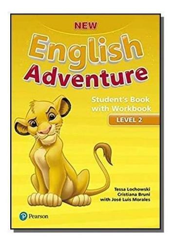 New English Adventure 2 Sb